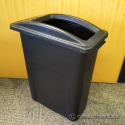 Busch Systems Weight Watchers Garbage Bin w/ Open Top Lid