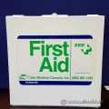 Small Metal First Aid Kit