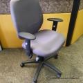 Grey OTG Six 31 Ergonomic Operator Office Task Chair