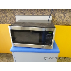 LG 1.1 cu.ft. 1000w (LMC1050ST) Countertop Microwave