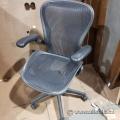 Herman Miller Aeron C Size Mesh Ergonomic Task Chair