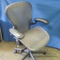 "Herman Miller Aeron ""A"" Size Mesh Ergonomic Task Chair No Lumbar"