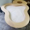 """60"""" Zen Sand Garden Table, Clover Shape"""