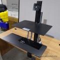 Ergotron WorkFit-S Sit-Stand Height Adjustable Workstation