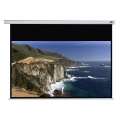 """EluneVision 92"""" Retractable Pull Down Projector Screen 80"""" x 45"""""""