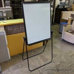 "Quartet 27"" x 34"" Ultima Double-Sided Whiteboard Easel"