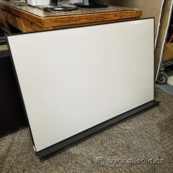"Haworth 48"" x 28"" Magnetic Whiteboard w/ Tray"