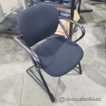 Steelcase Ally Black Office Stacking Guest Chair