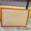 "42"" x 30"" Brown Picture Frame"