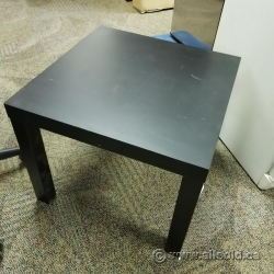 IKEA LACK Square Side Table, 22 x 22 in.