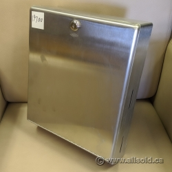 Bobrick Paper Towel Dispenser