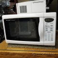 Sharp 1200W, Microwave, White