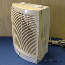 Beige Honeywell Oscillating Tent/Space Heater