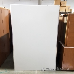 """72"""" x 48"""" Non-Magnetic Whiteboard"""
