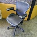 "Herman Miller Aeron Classic ""A"" Size Mesh Ergonomic Task Chair"