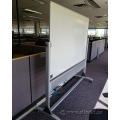 """Mobile Rolling Double Sided Magnetic Whiteboard 72x48"""""""