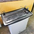 Kensington Black Plastic Keyboard Tray side mount