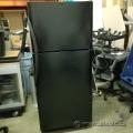 """Black Frigidaire Top-Freezer Fridge - 30"""" - 20 cu. ft."""