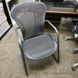 Herman Miller Aeron Side Guest Reception Chair