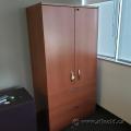2 Door, 2 Drawer File and Storage Cabinet