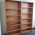 Autumn Maple Bookcase w/ Adjustable Shelves