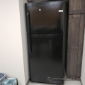 "Black Frigidaire Top-Freezer Fridge - 30"" - 18.2 cu. ft"