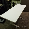 Herman Miller White Surface for Desk/Table , 60x24x1.25