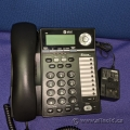AT&T 993 Black 2 Line Analog Business Phone