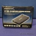 """Sabrent 3.5"""" SATA / IDE Hard Drive Aluminum Enclosure"""