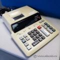 Sharp  EL2630GII 12-Digit Printing Calculator Adding Machine