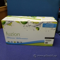 Fuzion Replacement Toner Cartridge 55A- CE255A