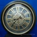 "23"" Bronze Decorative Wall Clock"