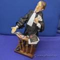 Guillermo Forchino - The Lawyer / L'avocat Statue