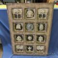 12 Slot Vintage Style Hanging Decor