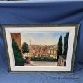"""Old Siena"" 36x24 - Oil on Canvas by Richard McDiarmid"