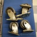 Colson 4 Series- 4in Heavy Duty Caster Wheels w/ Swivel Lock