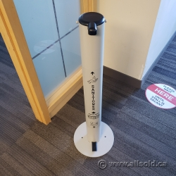 Mitybilt Sanitower Sanitation Station w/ Foot Pedal