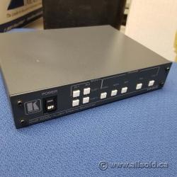 Kramer AV VP-2x2 XGA & (B) Audio Matrix Switcher