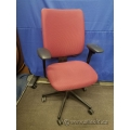 Red Turnstone Crew  Office Task Chair by Steelcase