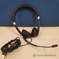 Jabra UC Voice 550 MS Duo Corded USB Headset
