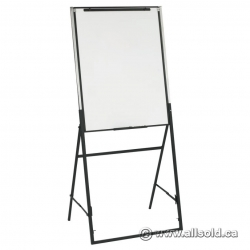 Adjustable Easel w/ Whiteboard & Pad Retainer
