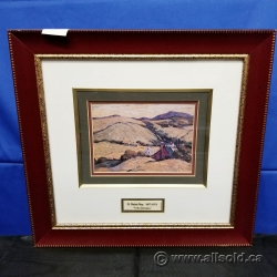 """""""In the Laurentians"""" Framed Print by H. Mabel May"""