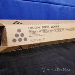Ricoh Black Print Cartridge MP C3501 - P/N 841578