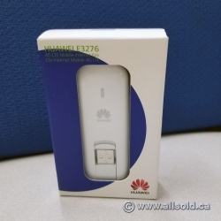Huawei E3276s-500- 4G LTE - TELUS Wireless Modem USB Stick