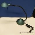 Forest Green Adjustable Arm Mobile Desk Lamp