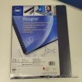 GBC Designer Presentation Covers Plastic 25/pkg - NIB