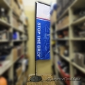 10Ft. Banner Flag Stand w/ Base