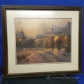 The Warmth of Friendship - G Harvey - Numbered Print under Glass