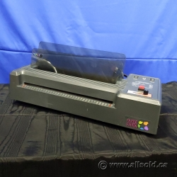 Combined Laminating and Binding Machine