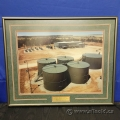Celsius Energy Company Framed Print under Glass